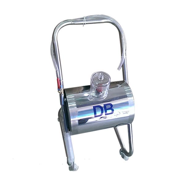 máy hút dầu inox 8l